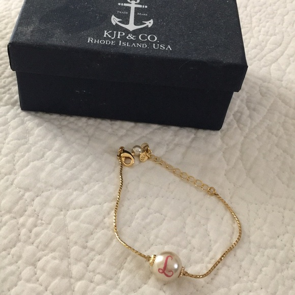 066aef878d21a2 kiel james patrick Jewelry | Nwt Single Pearl Bracelet | Poshmark